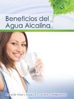 Free Alkaline Water Benefits eBook