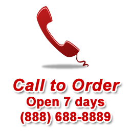 call (888) 688-8889 to order